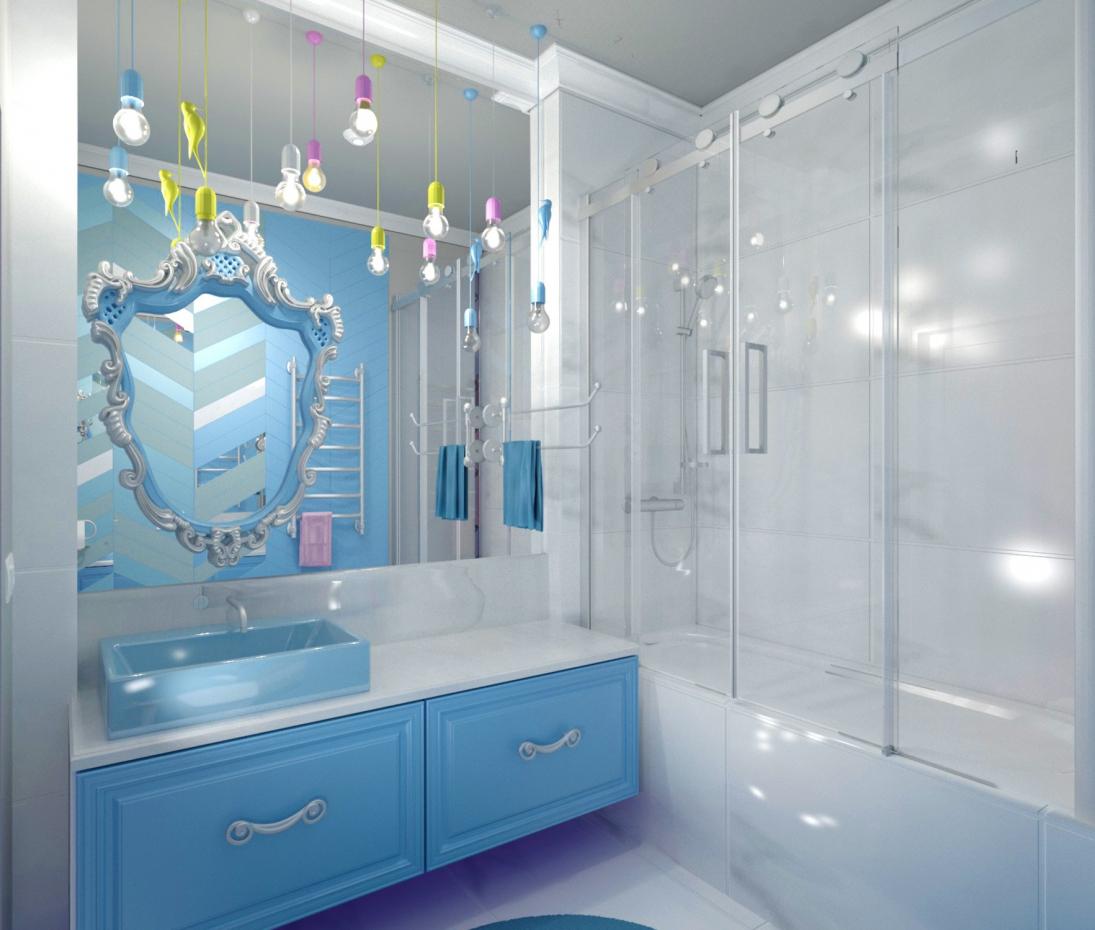 imagen de Cuarto de baño en 3d max vray 3.0