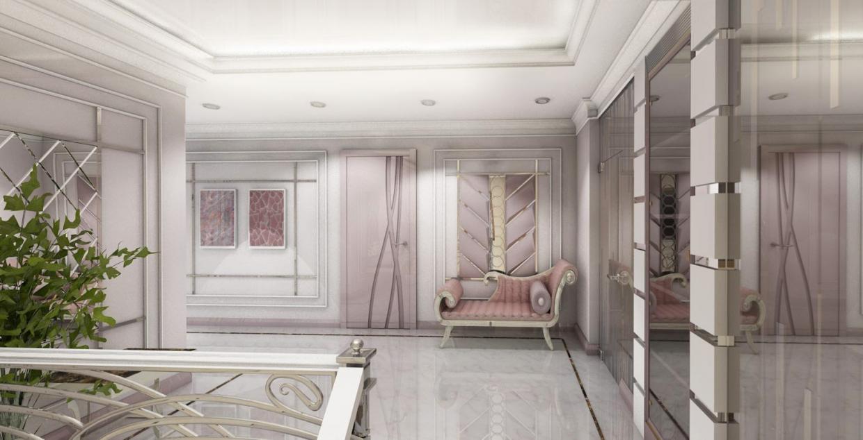 हॉल 3d max vray 3.0 में प्रस्तुत छवि