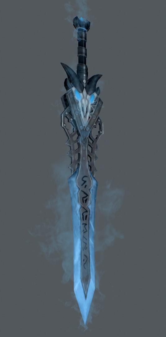 Schwert des Todes in 3d max Other Bild