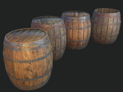 Barrel Set