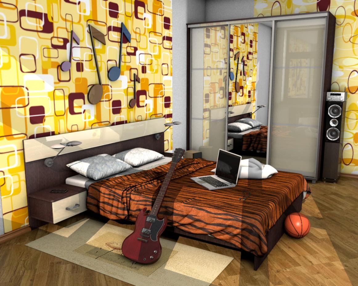 3d візуалізація проекту Інтер'єр спальні в Cinema 4d, рендер Other від IlyaNovPnz