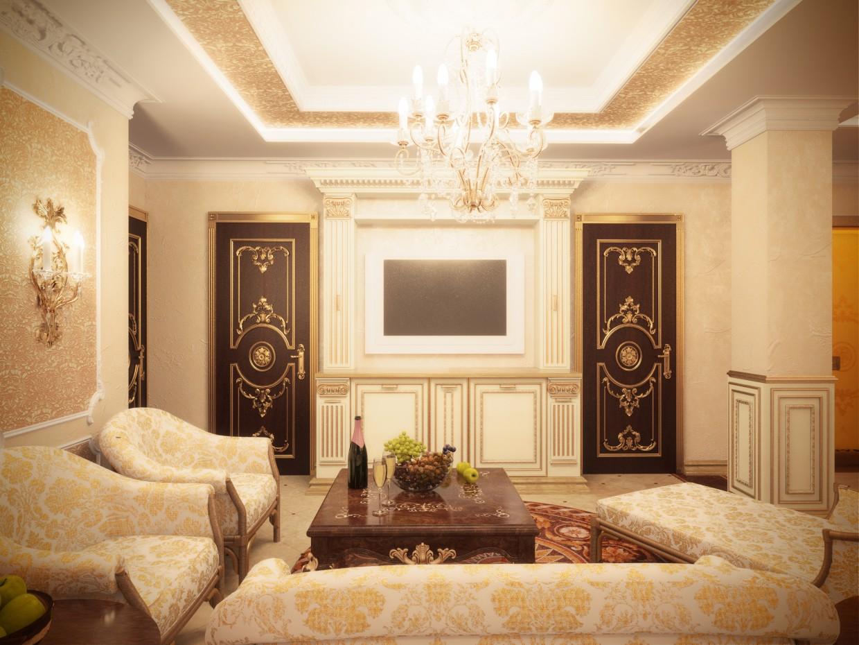 Спа в квартирі в 3d max vray зображення