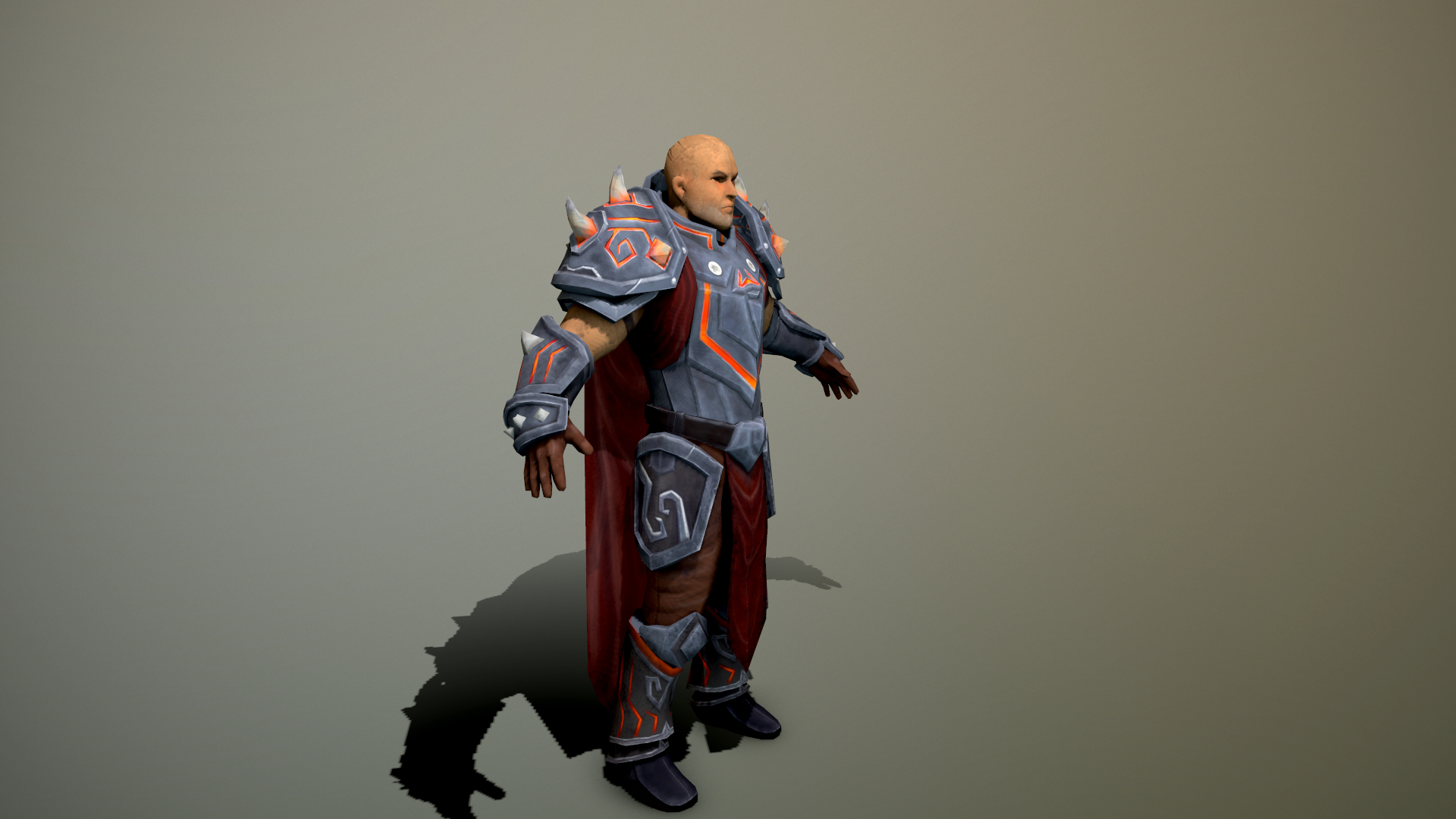 Darius in 3d max Other image