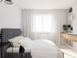 спальня адидас-пацана