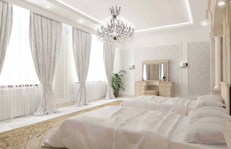 Children's bedroom option number_3 in Maya vray 3.0 image