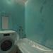 बाथरूम की मरम्मत 3d max vray 3.0 में प्रस्तुत छवि
