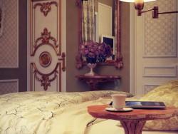 гостьова спальня класика