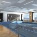 चेर्निहाइव में पूल के आंतरिक डिजाइन की परियोजना