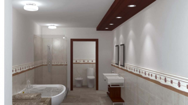 Bathroom в 3d max vray изображение