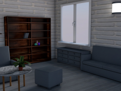 साधारण कमरा