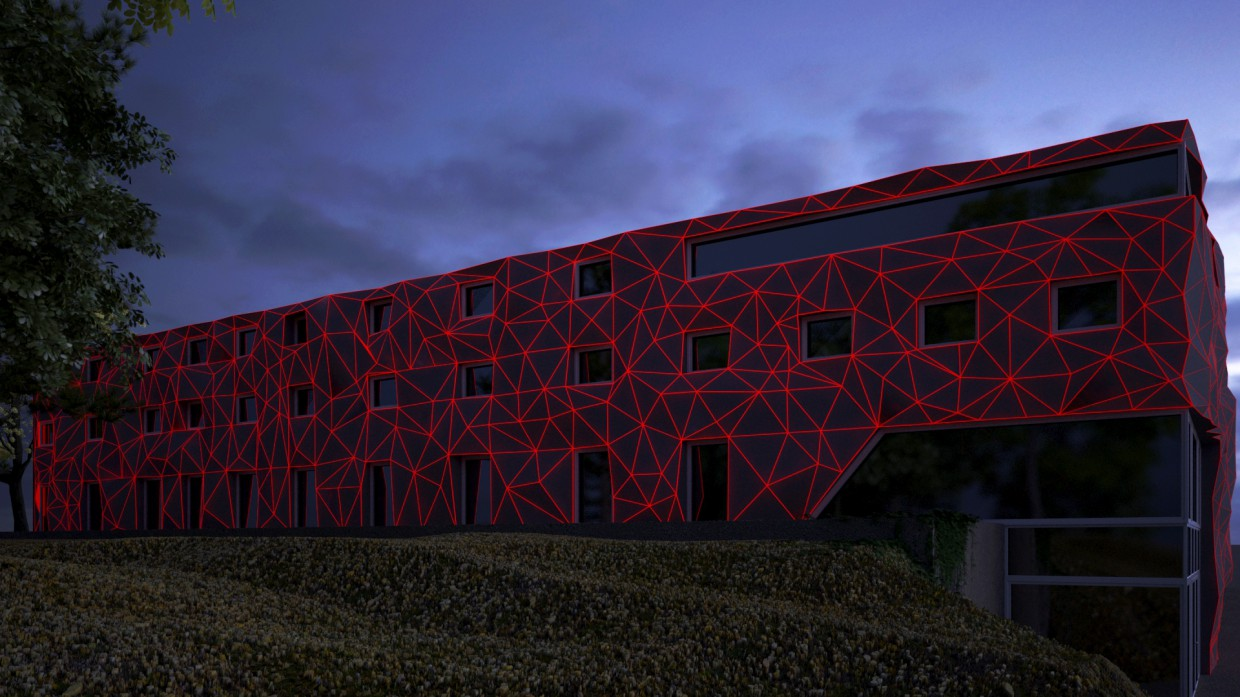 club in 3d max vray 3.0 image