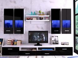 TV tv mur mur modélisation et visualisation