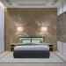 मामूली बेडरूम