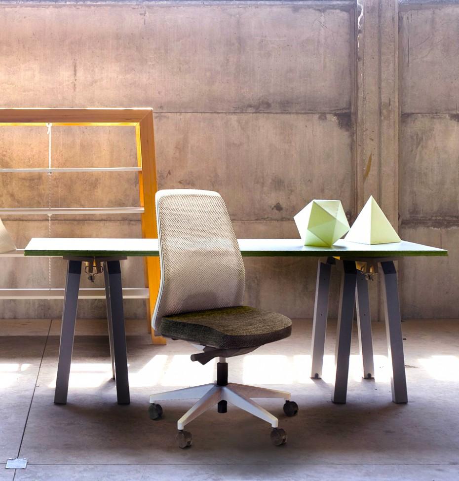 imagen de Silla de oficina en 3d max vray
