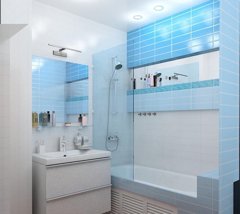 Інтер'єр-ванни в 3d max vray зображення