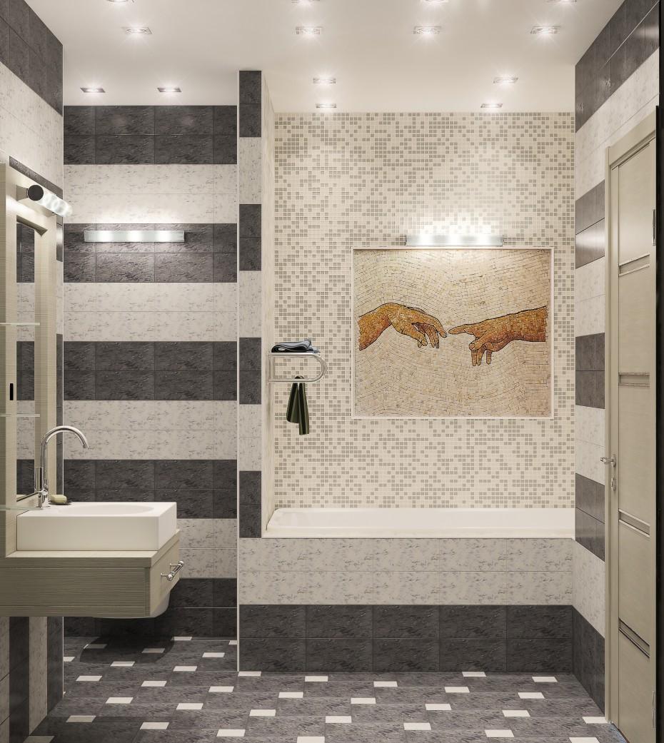 Ванная - ArtSem в 3d max vray изображение