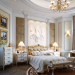 Classic Bedroom in 3d max vray 3.0 Bild