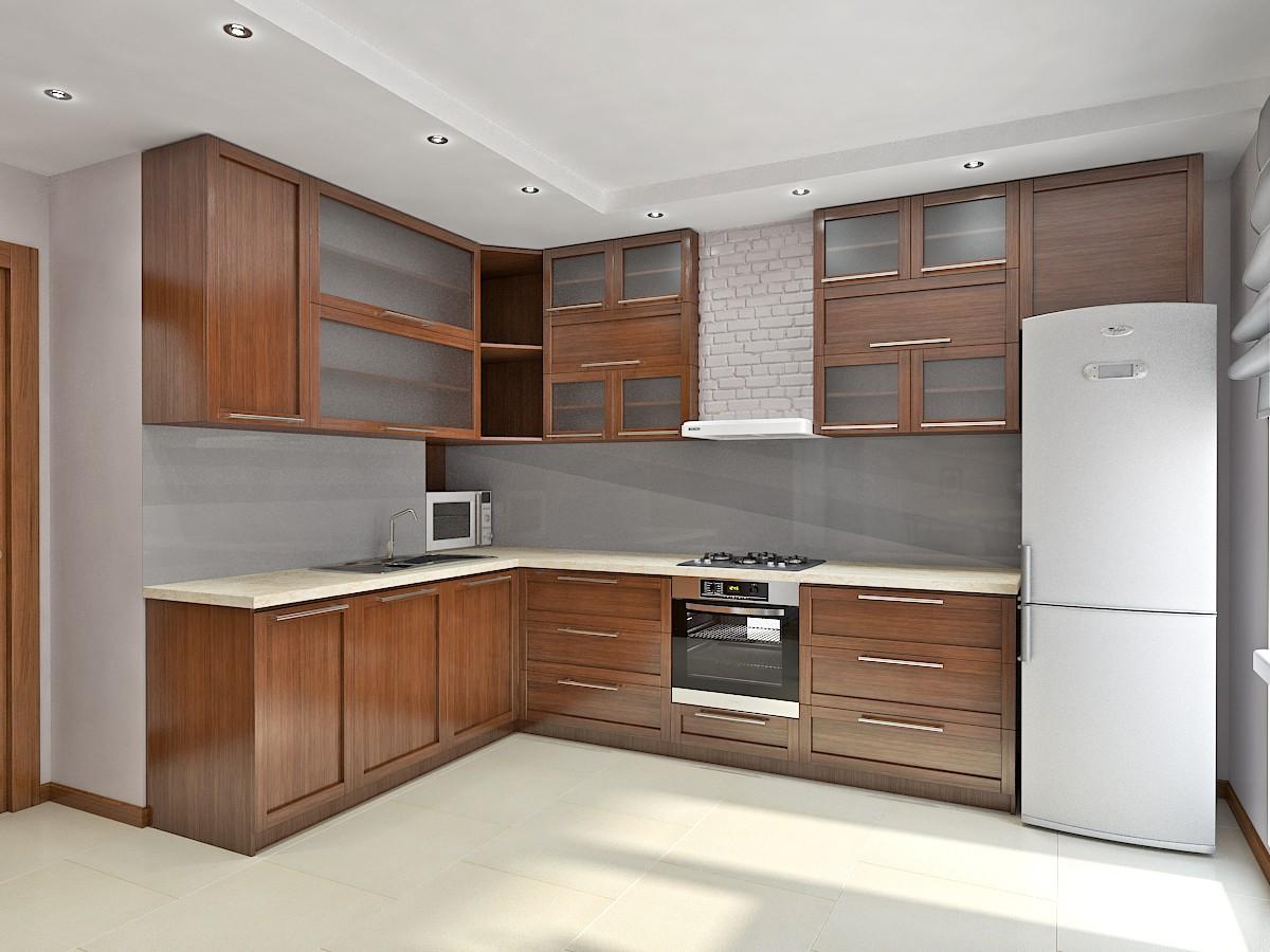 kitchen design and visualization. Black Bedroom Furniture Sets. Home Design Ideas