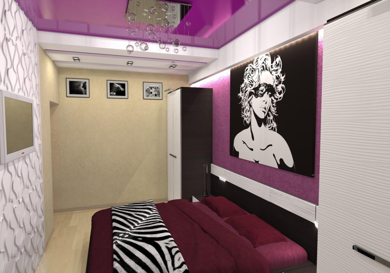 Спальня для молодой пары в Другое Other изображение