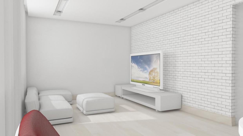 Зал в 3d max vray зображення