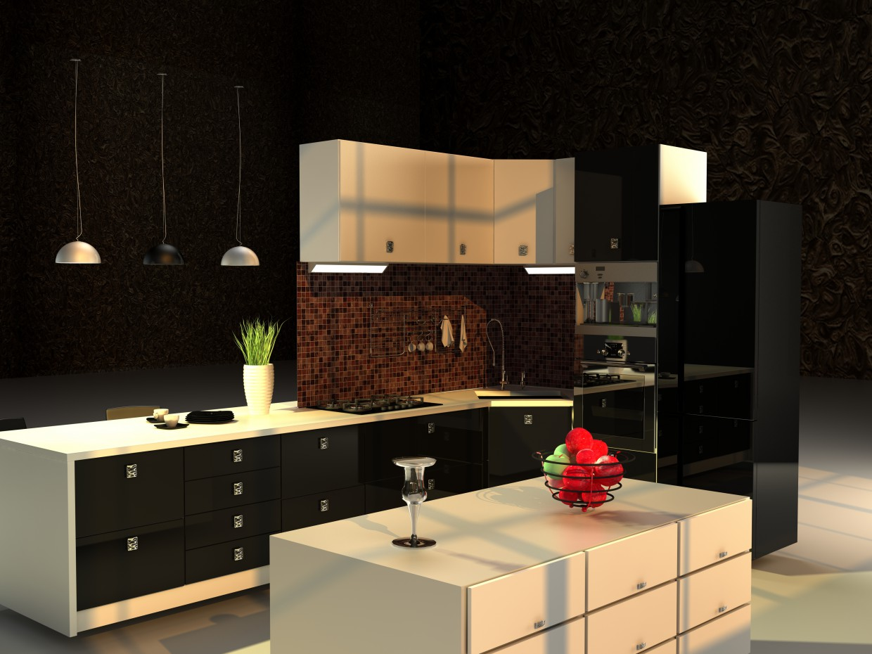 aly ayd in 3d max vray image