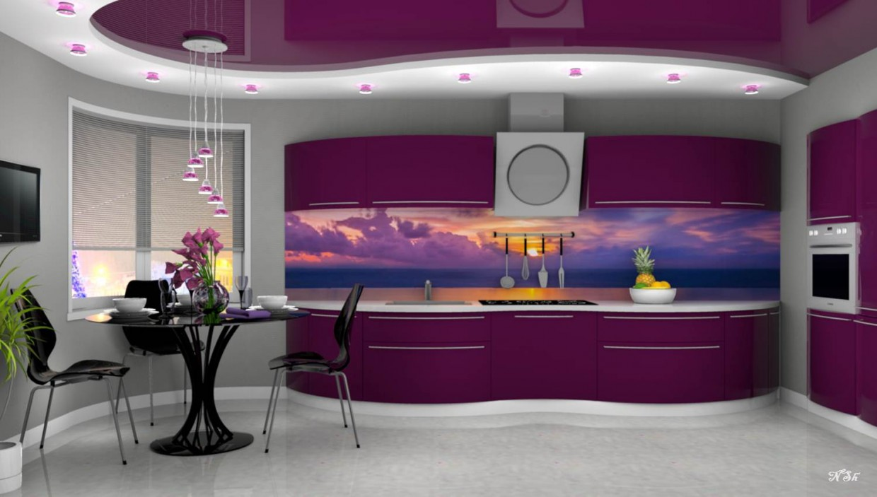 3d visualization of the project in the Kitchen. Other thing, render Other of Наталья Nansi