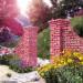 visualización 3D del proyecto en el Jardín 3d max render corona render RensiCG