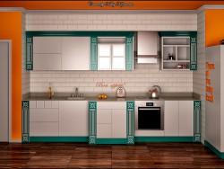 Küche moderne minimalistische Klassiker