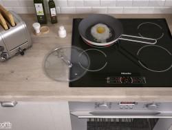 Cocina IKEA: primer plano