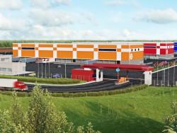 Warehouse complex/Складской комплекс