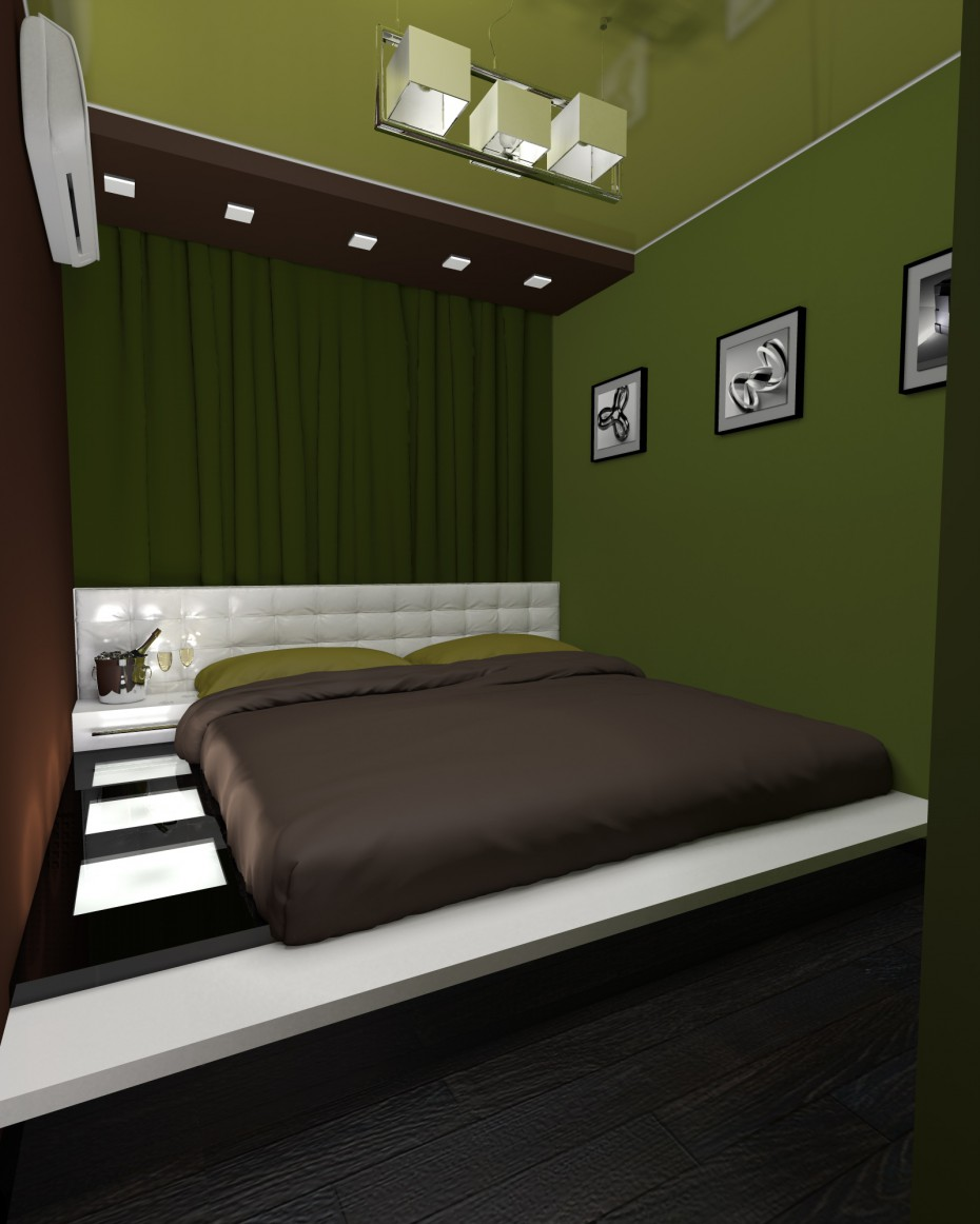 3d visualization of the project in the room Other thing, render Other of Charisma313