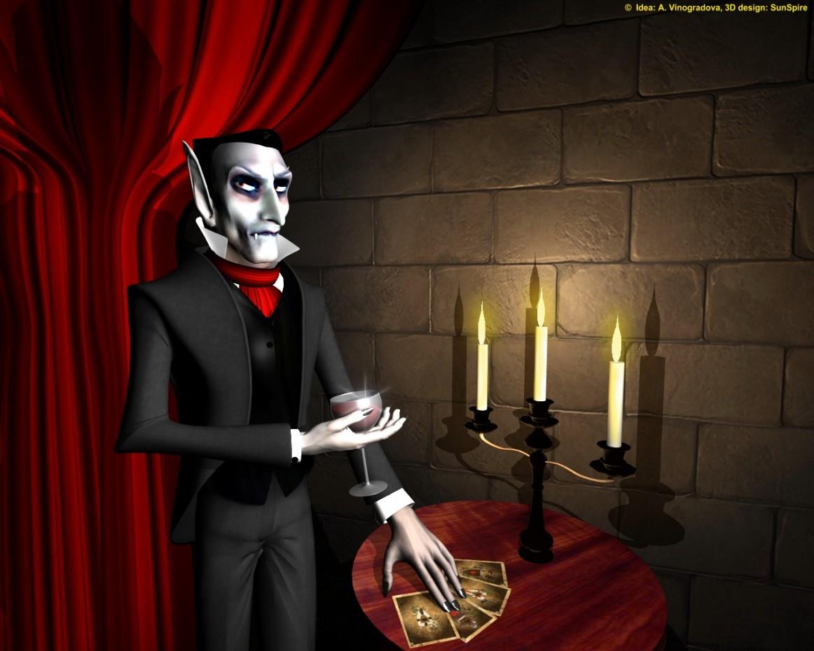 Drakula in Başka bir şey Other resim