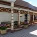 एक घर, गर्मी की छत और कारपोर्ट का 3 डी डिजाइन विकास। (वीडियो संलग्न)