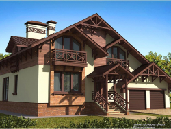 House project in Chernigov