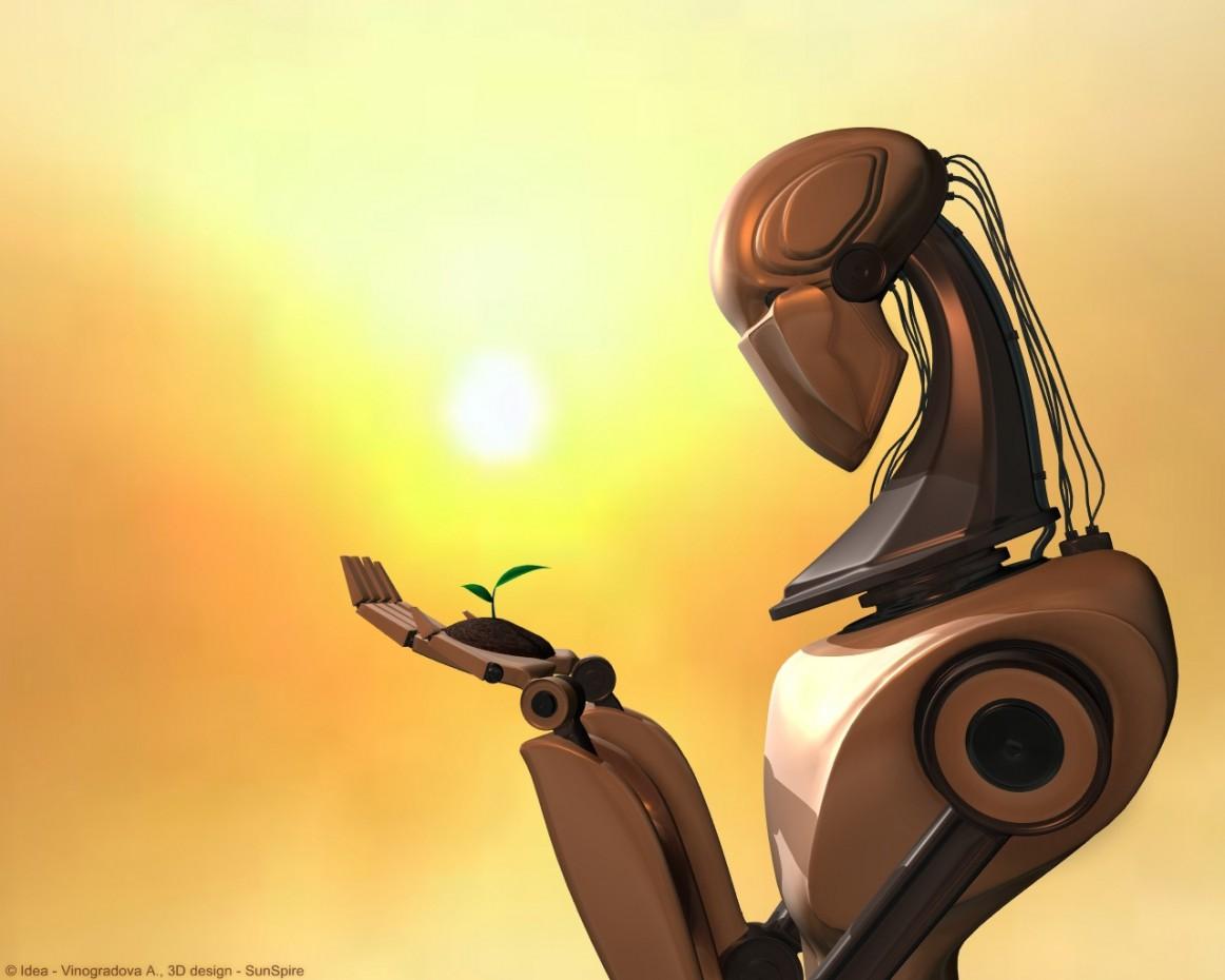 Робот в Другое Other изображение