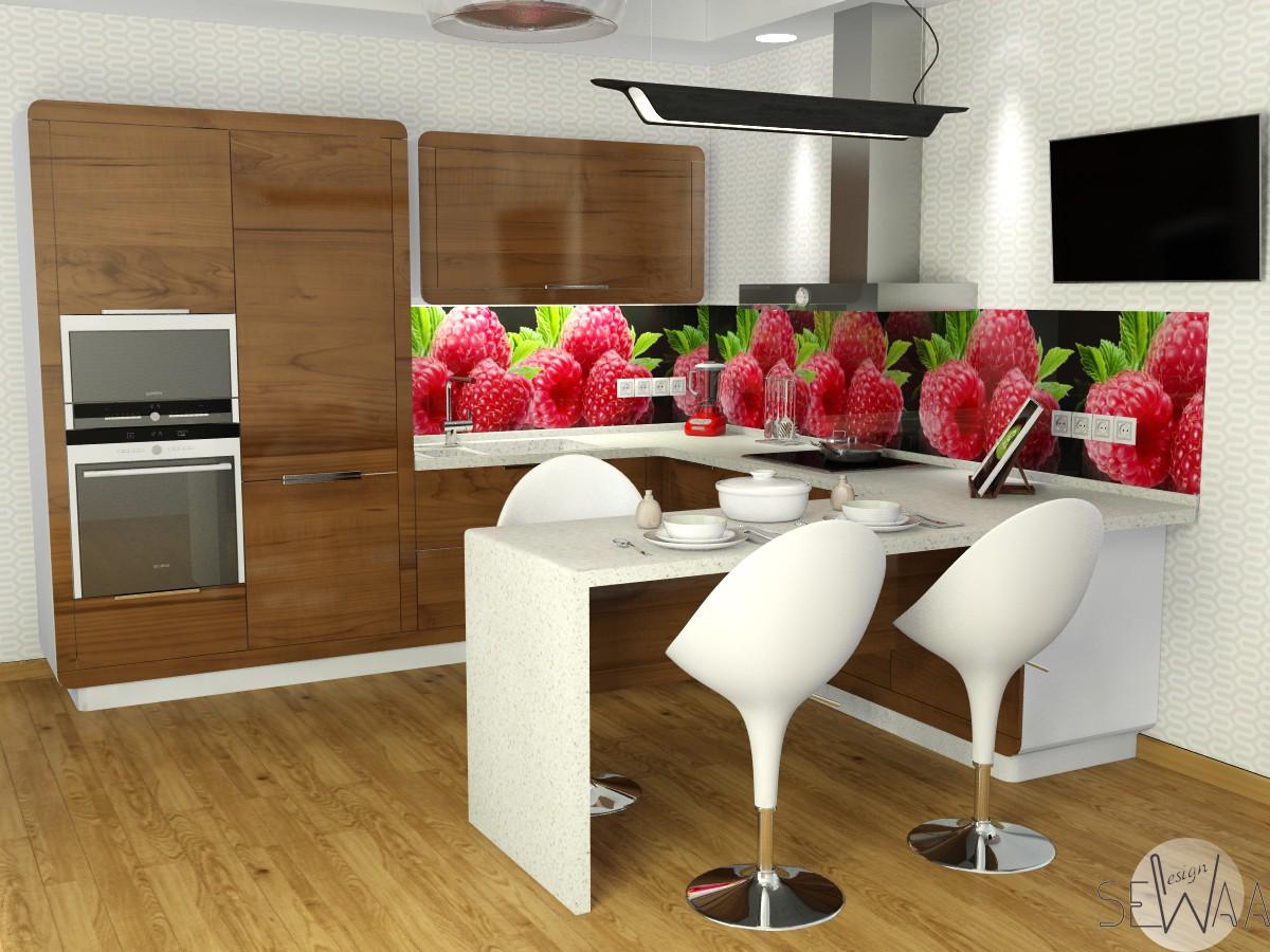 Visualizaci n en 3d proyecto de muebles de cocina for Proyecto muebles de cocina
