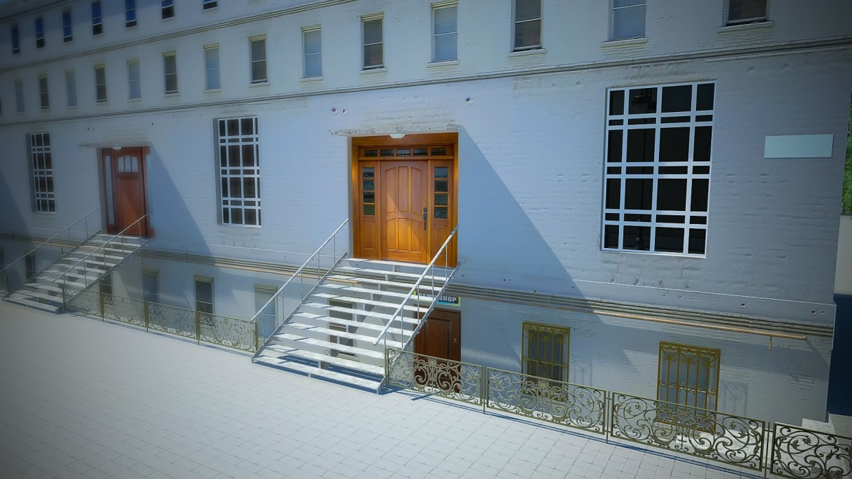 Location in 3d max vray 2.5 image