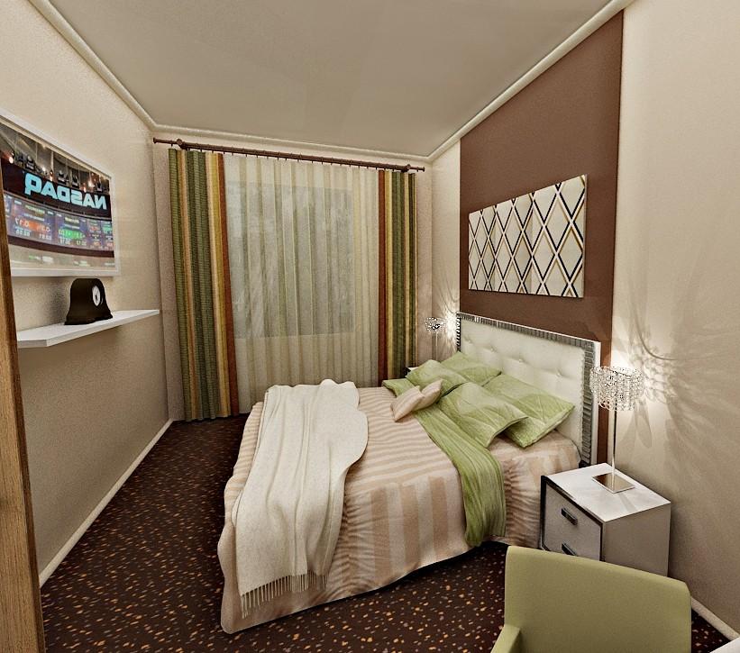 """imagen de """"Congreso Hotel"""" de lujo en 3d max vray"""