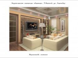 Дизайн-проект квартиры г. Воронеж