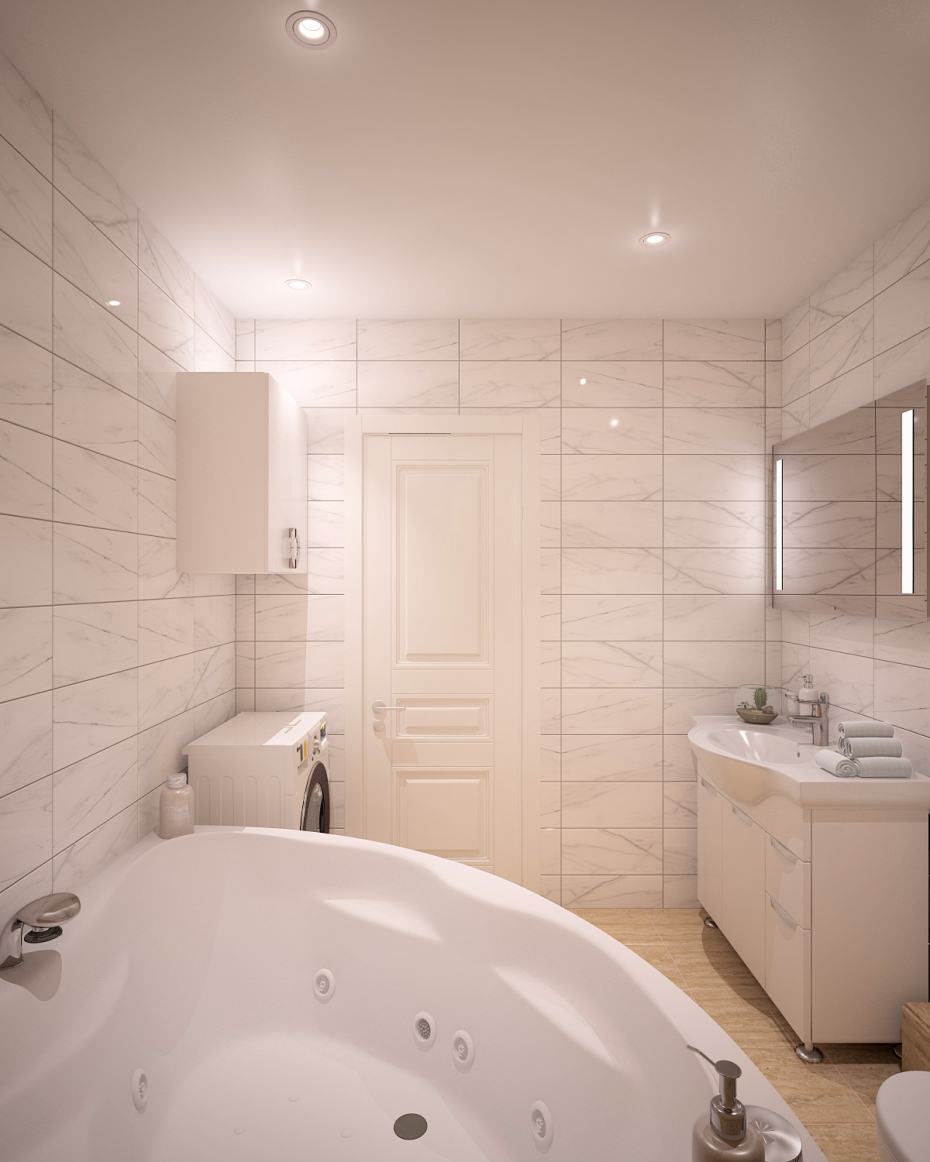 WC. in 3d max vray 3.0 image