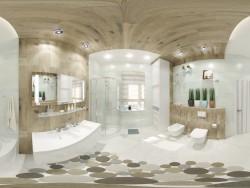 WC 360 panno