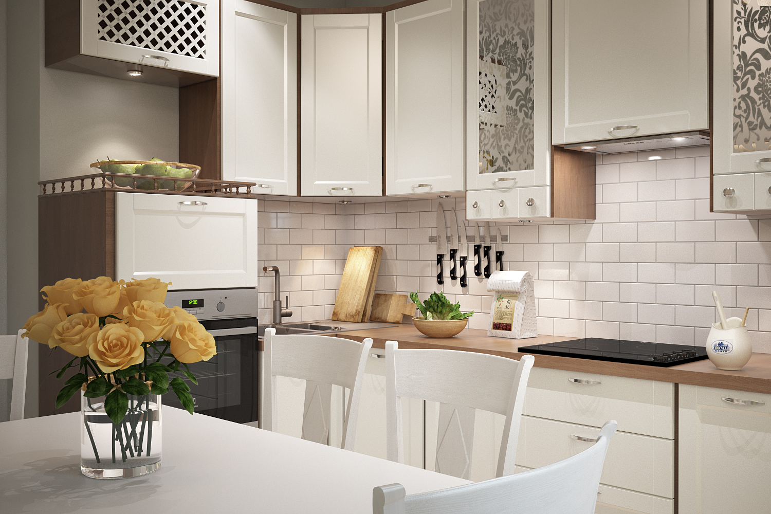 Kitchen / Kitchen in 3d max vray 3.0 image