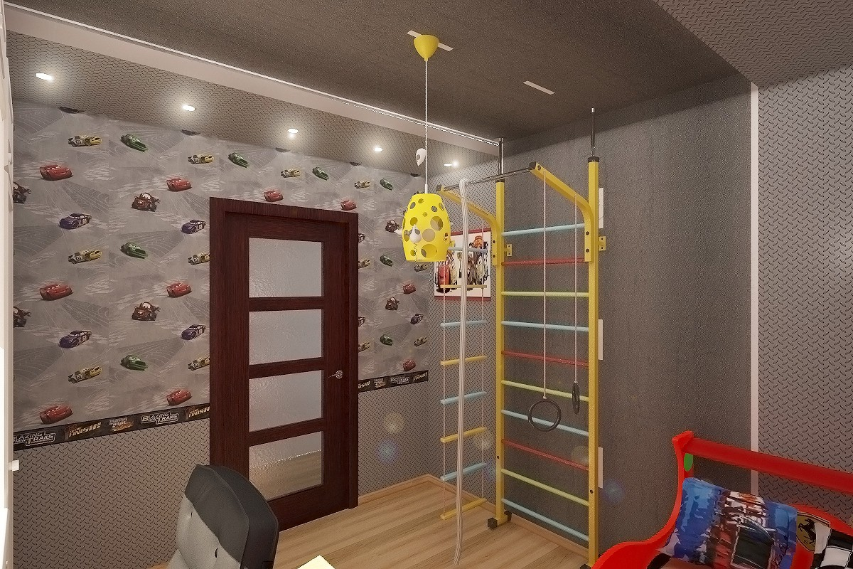 Children's in 3d max vray image