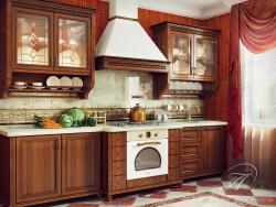 Кухонька класика