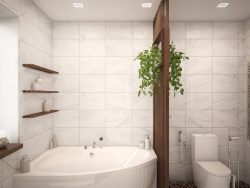 "A bathroom ""biorelax"""