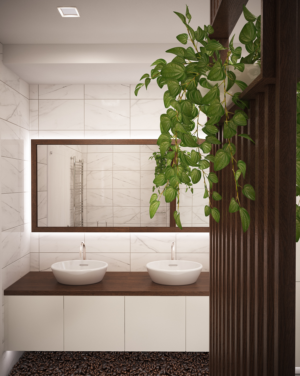 "A bathroom ""biorelax"" in 3d max vray 3.0 image"
