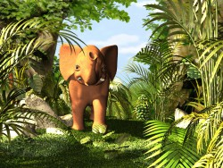 Bebek fil