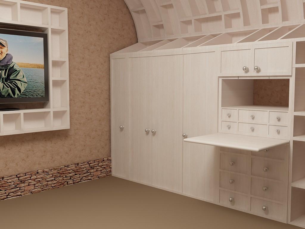 imagen de Oficina en 3d max vray