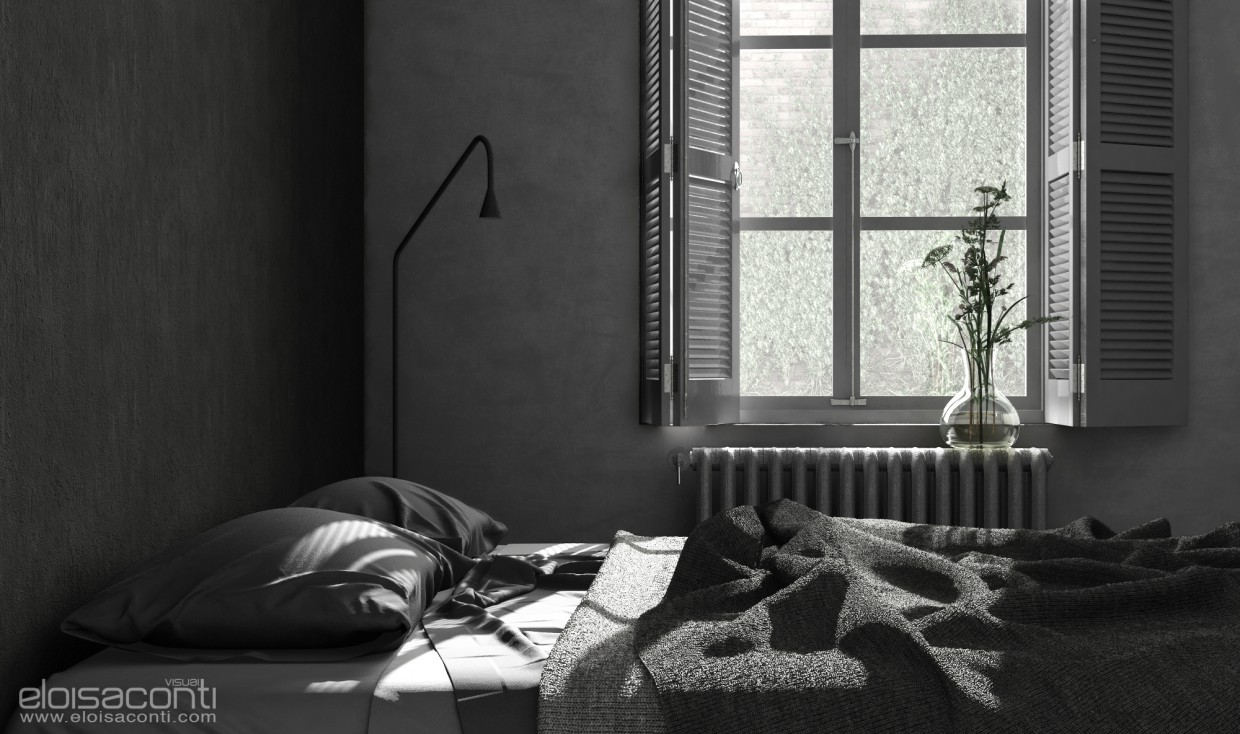 Morning light... in Cinema 4d vray image