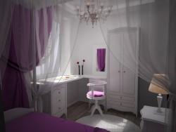 Habitación para una chica